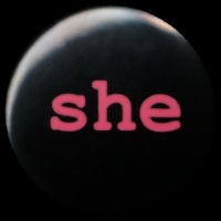 Pronomen: she