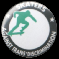 Skaters against Trans*discrimination
