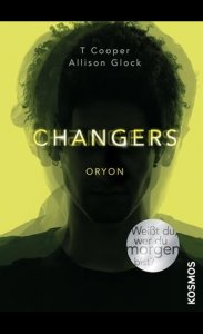 Changers: Oryon - Band 2 (ab 14 J.)