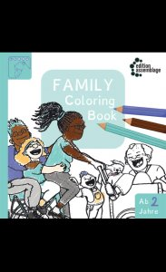 FAMILY Coloring Book (ab 2 J.)