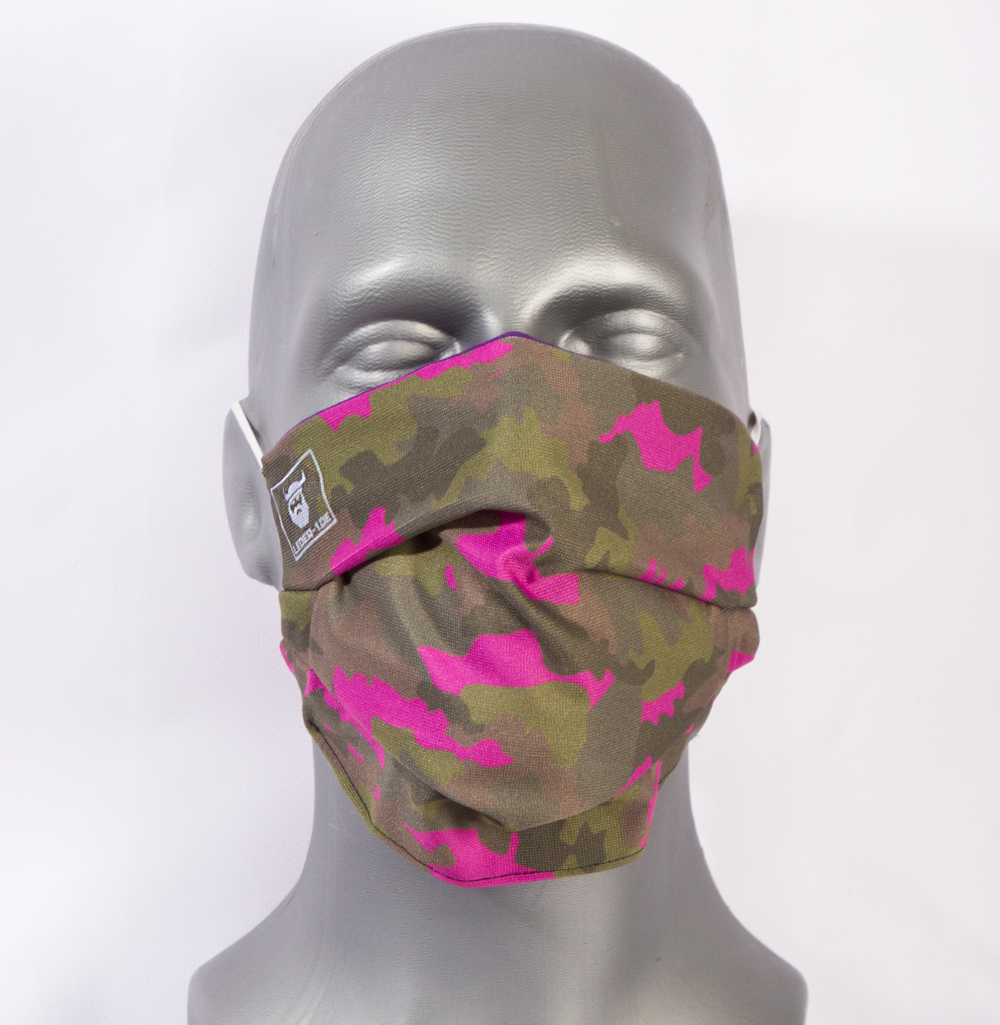 """Camouflage pink"""